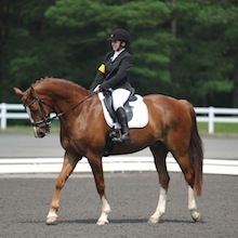 SydneyCollier and Otto 2012 USEF Para-Equestrian Dressage National Championship/ Paralympic Selection Trials by Lindsay Yosay McCall