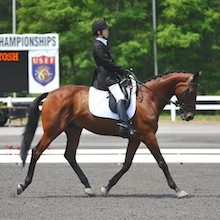 MargaretMcIntosh and Idalgo 2012 USEF Para-Equestrian Dressage National Championship/ Paralympic Selection Trials by Lindsay Yosay McCall