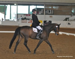 Jonathan Wentz and NTEC Jabriel at 2011 Houston Dressae Society CPEDI3* by Lindsay Yosay McCall