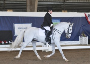 Eleanor Brimmer and Vadico Interagro at 2011 Dressage Affaire CPEDI3* by Lindsay Y McCall