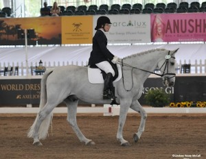Jody Schloss (CAN) and Inspector Rebus by Lindsay Y McCall