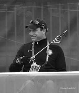 Jonathan Wentz at 2012 Paralympics (C) Lindsay Yosay McCall