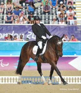 Jonathan Wentz at 2012 London Paralympics  (C) Lindsay Yosay McCall