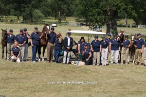 USA Team, Individuals, Coaches and support staff at the 2014 FEI World Para-Equestrian Driving Championships June 27-29. Photos by Marie de Ronde-Oudemans and Patricia Kastama. More at www.facebook/usdfd